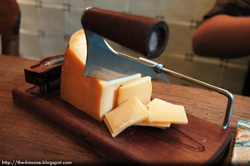 Sunhead of 1617 B&B - Reypenaer Cheese