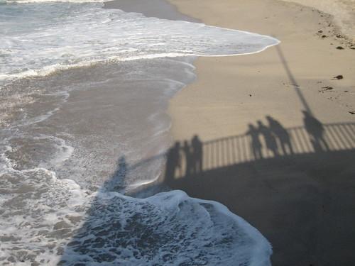 Bañados por el mar by treboada