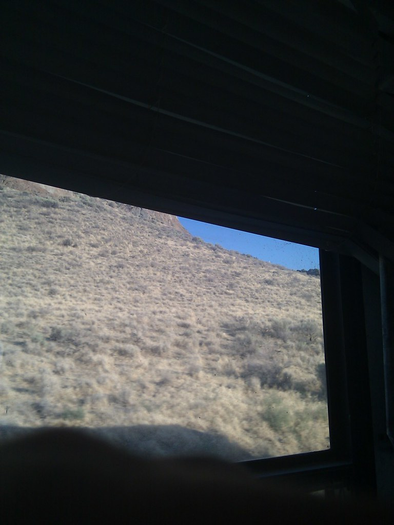 fifth-wheel view