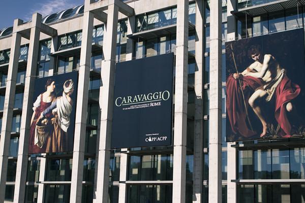 Caravaggio show