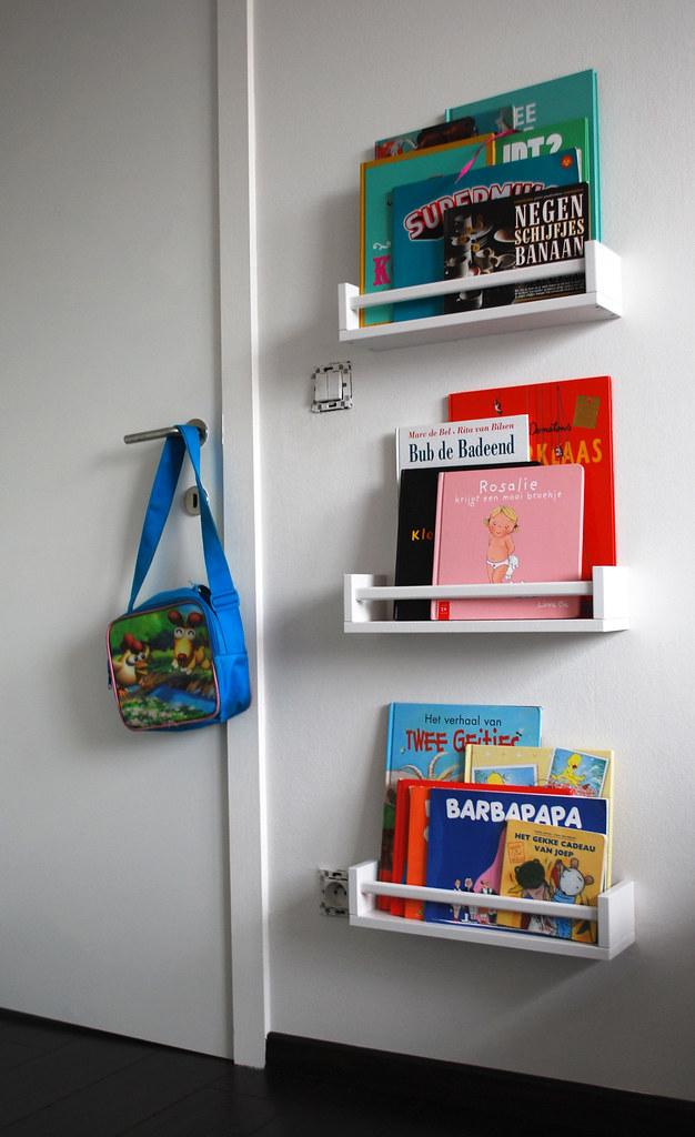 Boeken in een rek 4