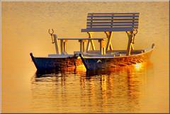 il pattino (Luigi Alesi) Tags: sea italy sunrise canon gold italia mare alta abruzzo oro pescara parrino platinumheartaward fabulousphoto redmatrix sailsevenseas sx230hs musictomyeyeslevel1