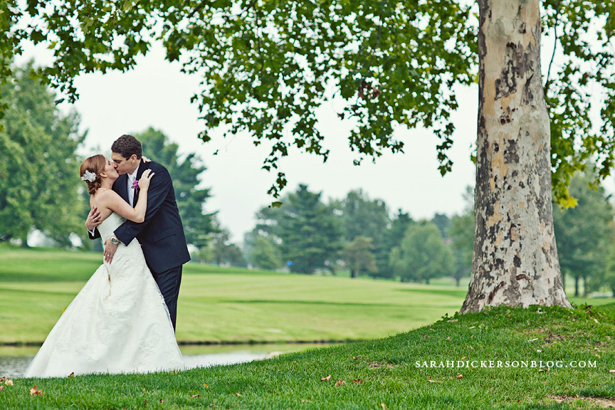 St Joseph Country Club wedding reception photography