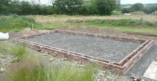 base walls