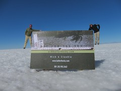 Land was so Cheap in Bolivia, We Bought a Billboard!