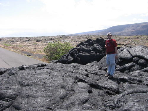 Lava road closure