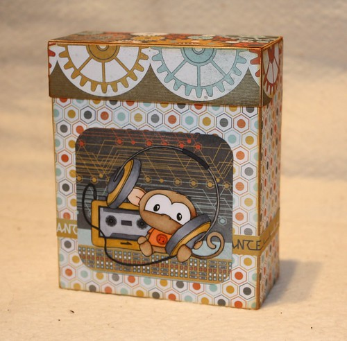 Chester's Music Box