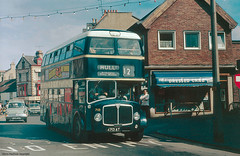 Happy Holidays '69 (Lady Wulfrun) Tags: 1969 yorkshire east motor 1970 12 hull butlins queenstreet services bridlington parkroyal filey eastyorkshire aec 713 bodied bridgemaster eastyorkshiremotorservices dressedcrab motorservices 4713at