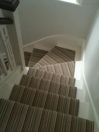 down the stairs by sashinka-uk