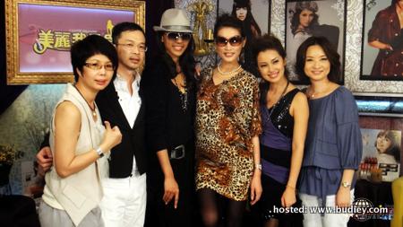 Amber Chia Bersama Perunding Kecantikan Jemputan Dalam I Love Beauty
