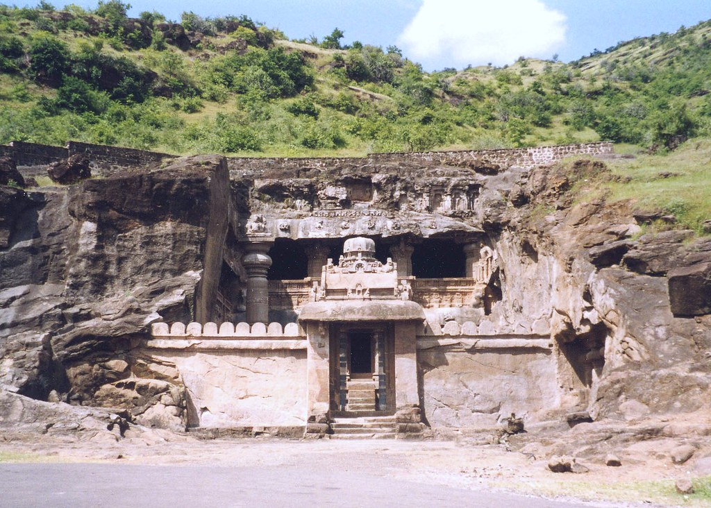 Ellora,_Maharashtra,_India