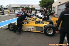 Carlos Tavares pilotage F1 8