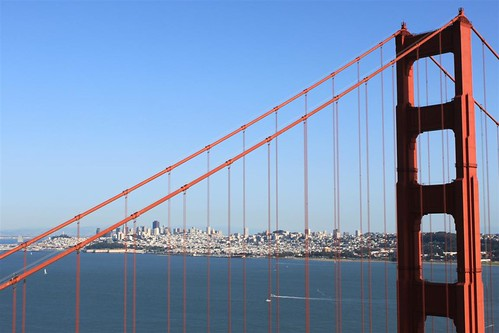 Golden Gate Bridge The Planet Of Apes Lense Moments