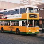 Sunderland Busways 819 (OCU819R) - 20-08-96