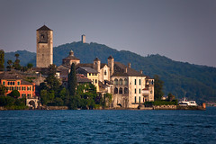 "Isola di San Giolio Afternoon • <a style=""font-size:0.8em;"" href=""http://www.flickr.com/photos/55747300@N00/6173586382/"" target=""_blank"">View on Flickr</a>"