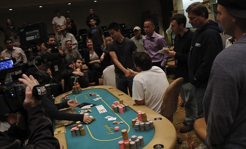 2595 Doug Kim Eliminated in 7th