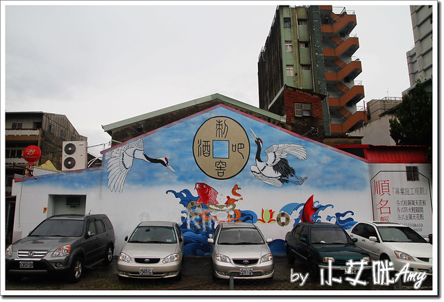 單車環島第四天 (19) 台南市海安路藝術街