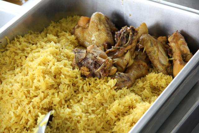 Khao Mok Gai ข้าวหมกไก่