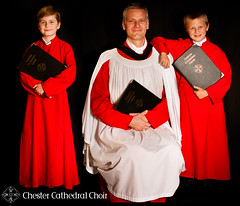 Mr Philip, Tom and John (cathedralchoir) Tags: w777