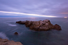 Cliff's Edge [Explored] (Edwin_Abedi) Tags: longexposure malibu leocarillo
