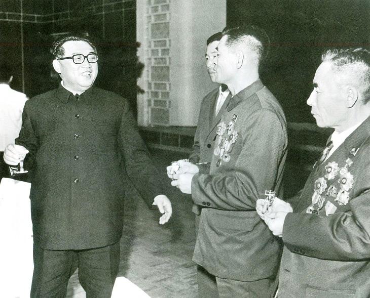 Чучхе - вопрос по истории Кимерсенизма