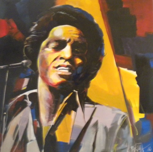 James Brown - Painting - Realism