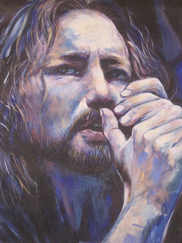 Music Icon - Painting - Realism