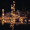 My Chemical Romance (kenny barker) Tags: light urban industry night scotland bravo le pollution refinery grangemouth idream panasonicg1 sbfmasterpiece