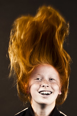 On fire (LaStef) Tags: girl smile hair fire iceland leikur stelpur std lafsfjrur ingarannveig
