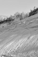 Slumping Coastal Bluff (sandy richard) Tags: geology wildwood wildwoodstatepark newyorkstateparks longislandbeaches sandyrichard longislandgeology sandrarichard wildwoodstateparkgeology