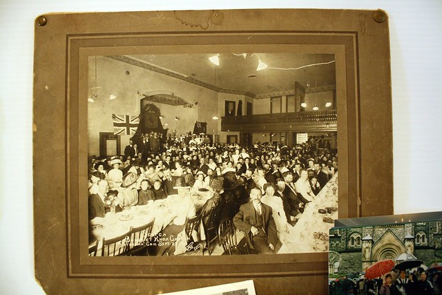 Scotch Banquet at Knox Hall (Keith Hall) September 22nd, 1911