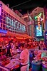 Soi Cowboy, Bangkok (Paul Cowell) Tags: street thailand purple adult bangkok tradition prostitutes redlightdistrict ourplace baccara soicowboy paulcowell