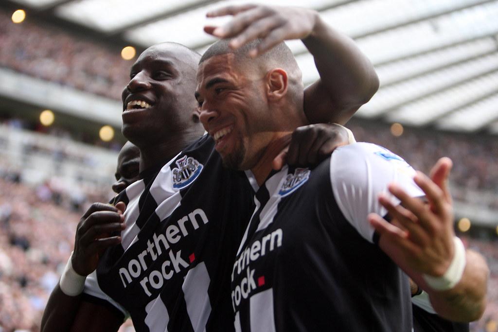 Newcastle 3 Blackburn 1