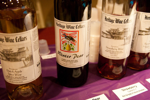 Pennsylvania Wine Cellar @ Taste of the Waterfront 2011