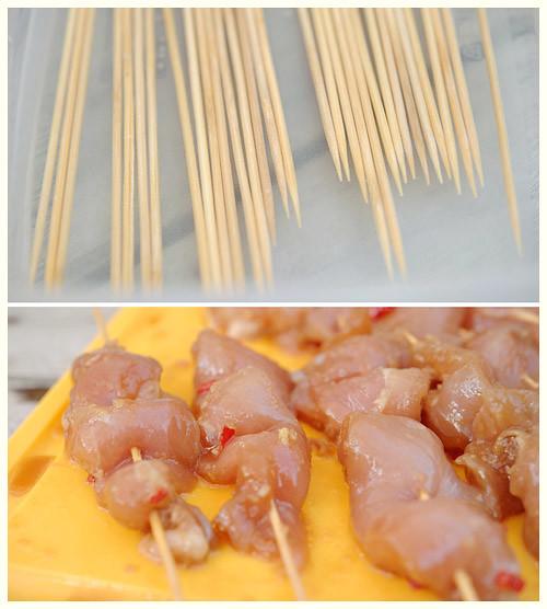 Asian Chicken Strips