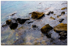 Come on, let's jump on us, Giardini Naxos (Alessio Lo Re) Tags: blue italy green water jump nikon rocks italia creative commons cc sicily sicilia naxos giardini scogli 18105 d7000 alexbravewolf