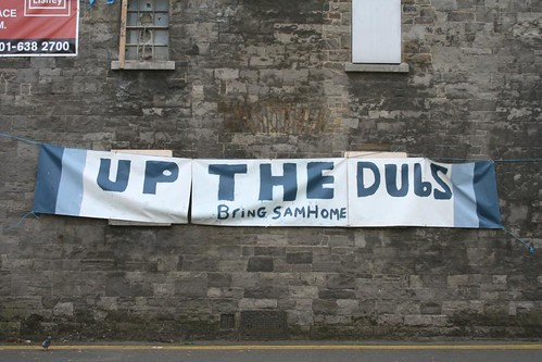 Up The Dubs