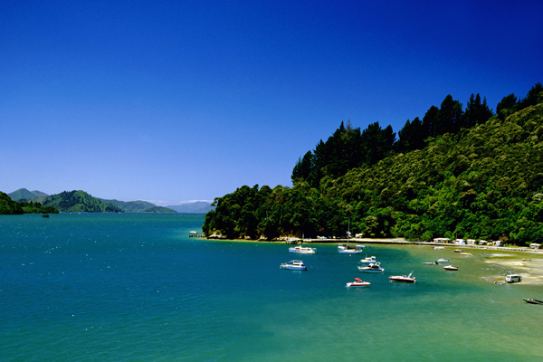 Bay Of Islands - New Zealand