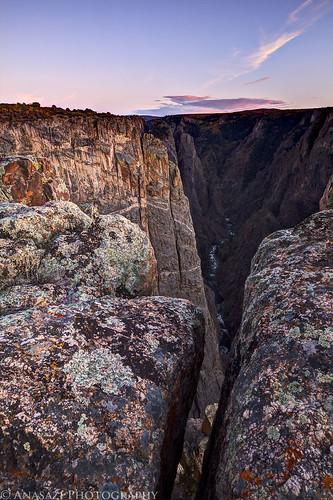 Black Canyon Crack