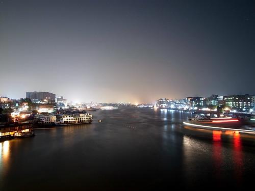 Babu Bazar Bridge by azkin