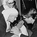 1986: Fr. Rewak and Mother Teresa