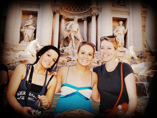 trevi fountain - loz em and me