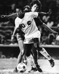 Cosmos Pele 1976 (Pel, o Rei do Futebol) Tags: brasil bola rei futebol estadosunidos atleta craque norteamericano novayork campeo jogador pel jogadordefutebol futebolista lancedebola