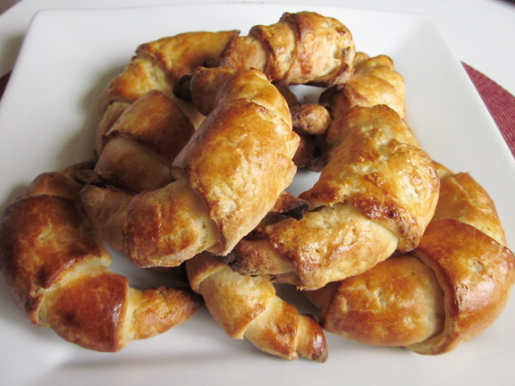 Daring Bakers September: Croissants