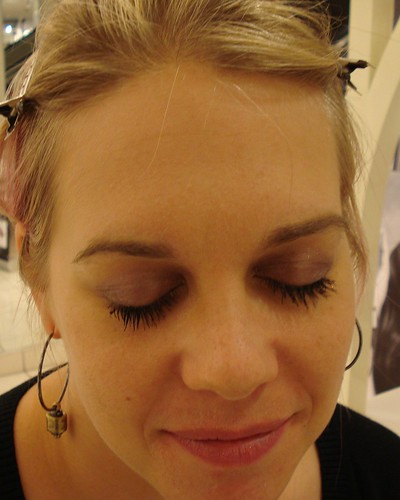 Benefit Brow Bar Visit