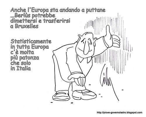 L' Europa e la patonza. by Livio Bonino