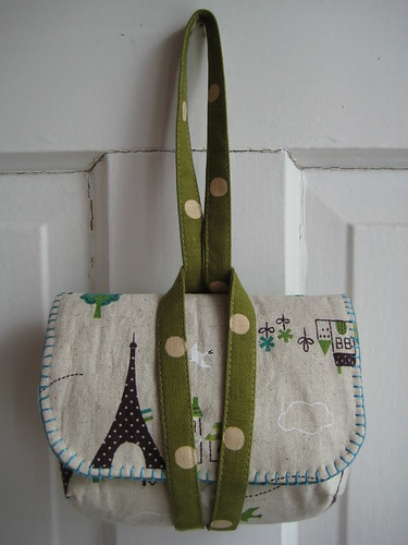 Camera Wristlet by Poppyprint