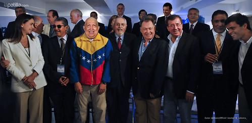 VENEZUELA-OPPOSITION-LEADERS