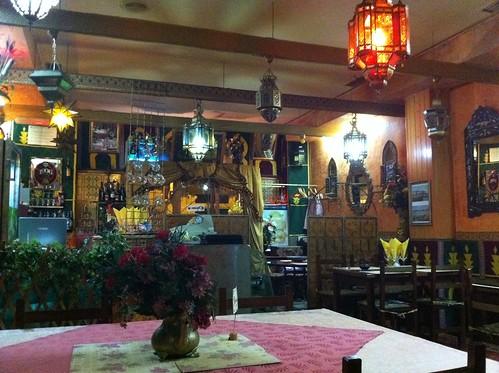 Santiago de Compostela | La Comida Restaurante | Local