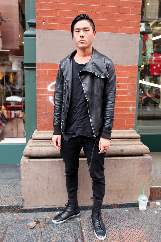 STREET FASHION STYLE: A San Francisco (SF) and New York ...